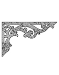 Brackets & Fretwork | Product C9