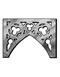 Brackets & Fretwork | Product CL1