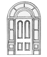 Arched Doors & Windows | Product Arch Doors