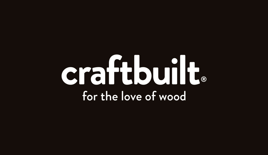 Craftbuilt | For the love of wood
