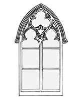 Arched Doors & Windows | Product Ornamental Gothic Style