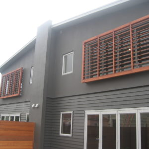 Shutters & Louvres