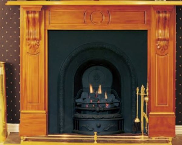 Fire Surrounds Colonial
